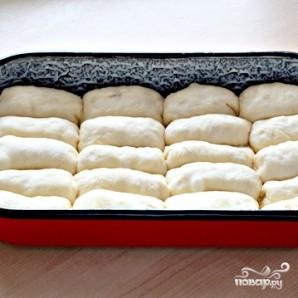 Пирожки с вареньем - фото шаг 10