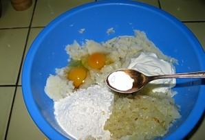 Пирожки из картофельного пюре - фото шаг 4