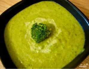 Суп-пюре из брокколи и шпината - фото шаг 5