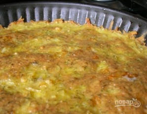 Картошка в духовке с сыром и майонезом - фото шаг 8