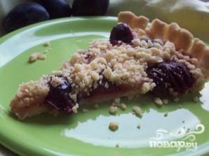 Сливовый пирог - фото шаг 6