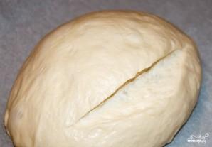 Бездрожжевой пшеничный хлеб на закваске - фото шаг 5