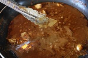Курица в молочно-чесночном соусе - фото шаг 10