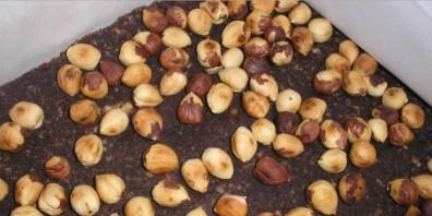 Шоколадно-карамельные пирожные - фото шаг 2