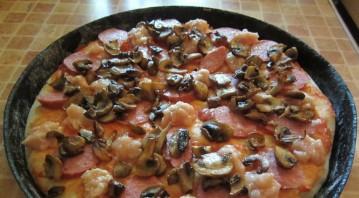 Пицца в Бруклинском стиле - фото шаг 3