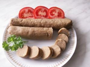 Вегетарианские сосиски - фото шаг 6