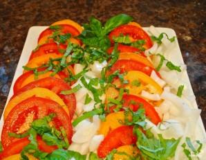 Закуска из помидоров и лука - фото шаг 4