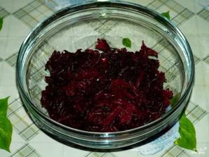 Салат из свеклы - фото шаг 1