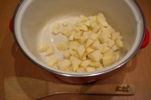 Солянка с картошкой - фото шаг 2