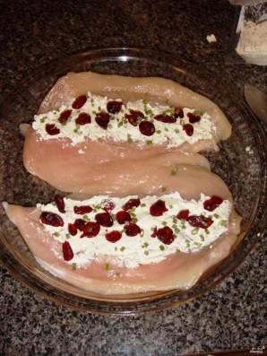 Мясо с брусникой - фото шаг 2