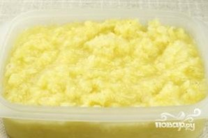 Лимонный сорбет - фото шаг 6