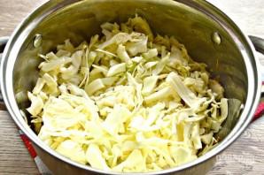 Солянка с капустой - фото шаг 7