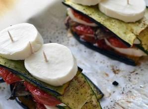 Закуска из печеных овощей с сыром - фото шаг 8