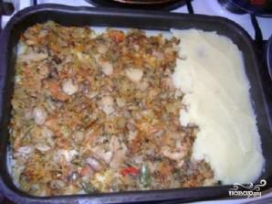 Постная картофельная запеканка - фото шаг 5