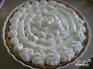 Лимонный пирог с меренгой - фото шаг 13