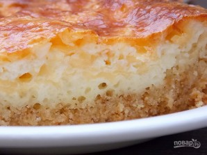 Насыпной сырный пирог - фото шаг 8