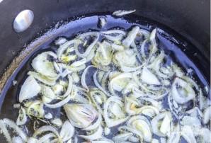 Салат с кукурузой и помидорами - фото шаг 2