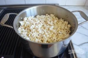 Карамельный попкорн - фото шаг 2