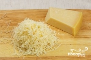 Сырный суп с колбасой - фото шаг 4