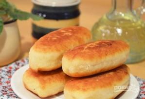 Пирожки с творожной начинкой - фото шаг 8