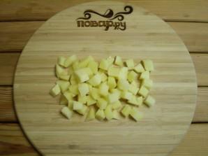 Простой овощной суп - фото шаг 3
