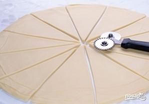 Слоеное тесто для круассанов - фото шаг 5