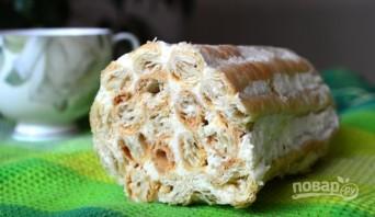 "Торт ""Полено"" - фото шаг 8"