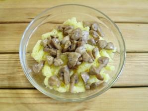 Пирожки постные с грибами - фото шаг 4