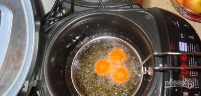 Морковные шарики - фото шаг 3
