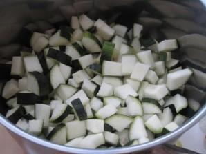 Рагу из кабачков на зиму - фото шаг 1