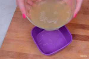 Лимонный сорбет (ледяной десерт) - фото шаг 3