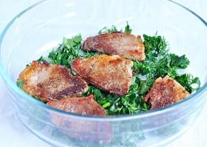 Мясо по-цыгански - фото шаг 5