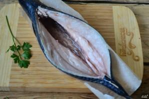 Рыба под соусом с овощами - фото шаг 2