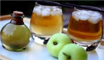 Яблочно-имбирный коктейль - фото шаг 2
