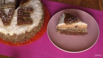 """Нежнейший торт """"Сказка"""" ко Дню Всех влюбленных - фото шаг 13"""