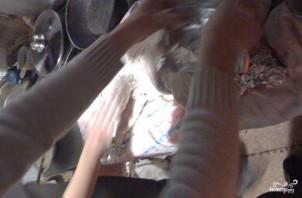 Запеченный молочный поросенок  - фото шаг 1