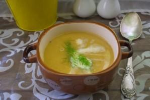 Рыбный суп-пюре со сливками - фото шаг 9
