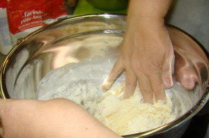 Тесто для расстегаев - фото шаг 2