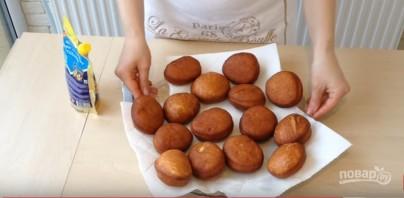Очень вкусные домашние пончики - фото шаг 13