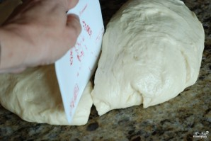 Булочки с сыром чеддер - фото шаг 11