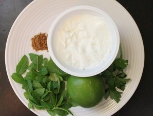 Соус для шашлыка из баранины - фото шаг 1
