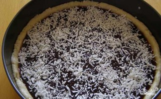 Открытый пирог с повидлом - фото шаг 6