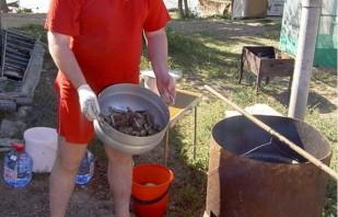 Сорпа из баранины - фото шаг 1