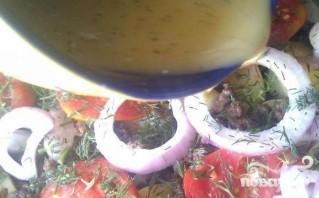 Картофельная запеканка с фаршем и сыром - фото шаг 4