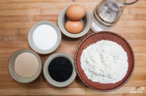 Экмек (хлеб) - фото шаг 1