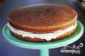Кофейный пирог - фото шаг 6