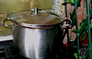 Варенье из замороженной клюквы - фото шаг 1