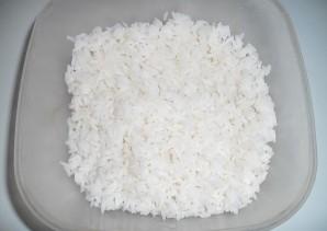 Пирог с мясом и рисом - фото шаг 1