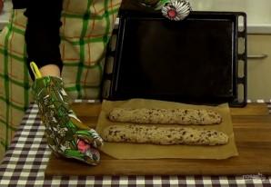 Бискотти с изюмом и шоколадом - фото шаг 3