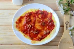 Слоеный омлет на завтрак - фото шаг 6